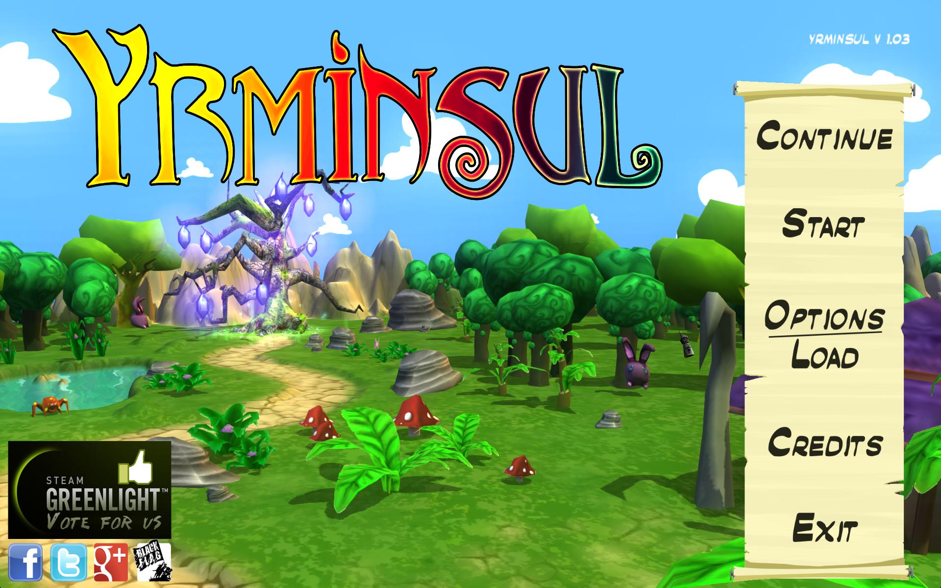 Gagnez une clé pour jouer à Yrminsul !