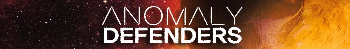 Anomaly Defenders - bannière