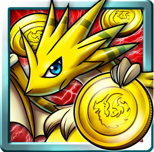 Dragon Coins - icon