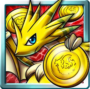 Dragon Coins - icon