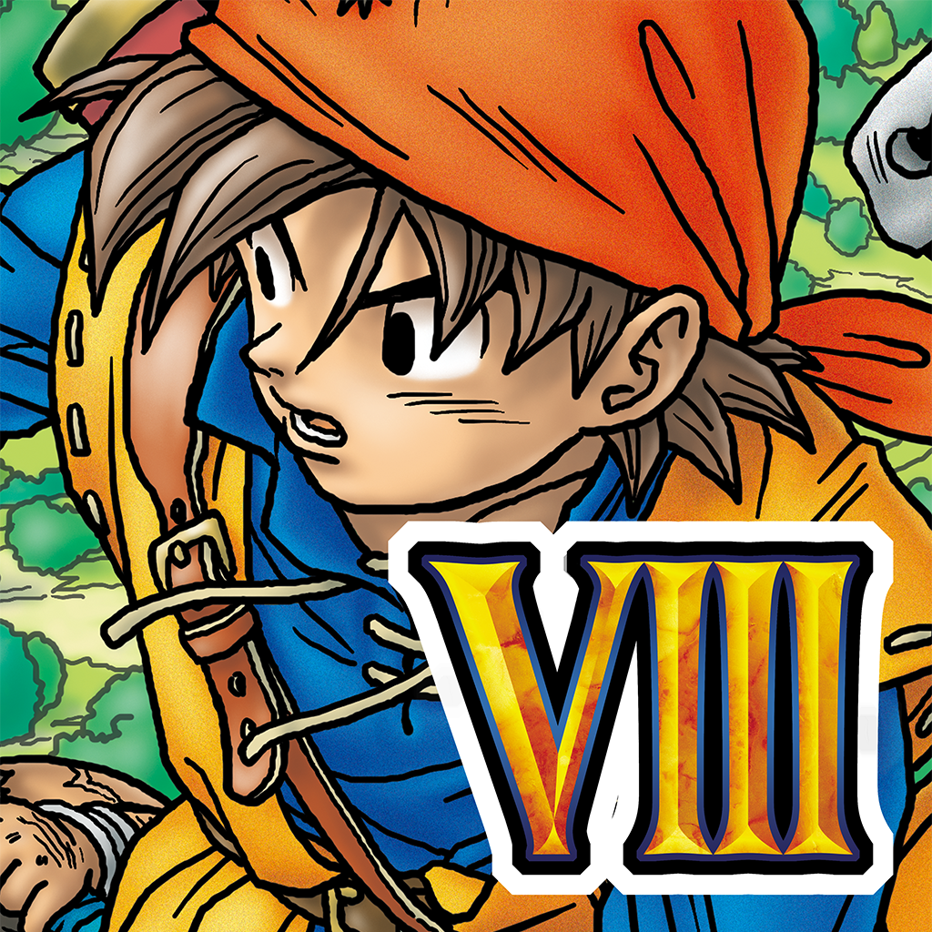 Dragon Quest VIII - L'Odyssée du roi maudit - icon