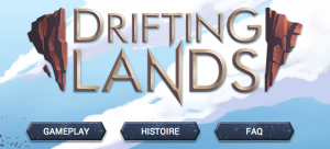 Drifting Lands - logo