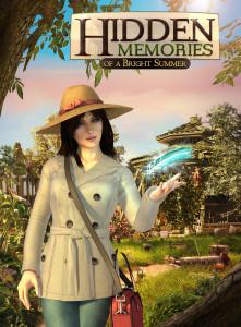 Hidden Memories of a Bright Summer - cover