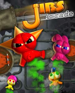 Jibs Arcade - cover