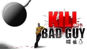 Kill the Bad Guy - logo