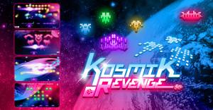 Kosmik Revenge - logo