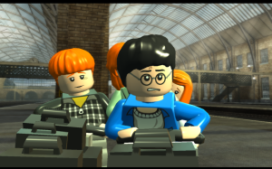 LEGO Harry Potter - Années 1 à 4 - Harry & Ginny