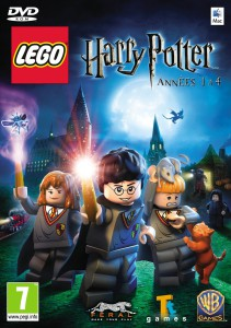 LEGO Harry Potter - Années 1 à 4 - cover