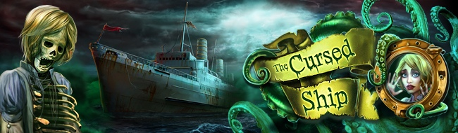 Le bateau maudit - Edition Collector - banniere