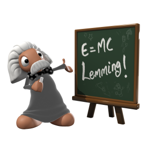 Lemmings Touch - Einstein