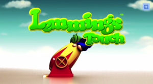 Lemmings Touch - logo