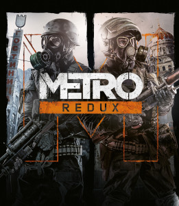 Metro Redux - cover