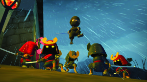 Mini Ninjas - fight