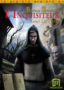 Nicolas Eymerich - L'Inquisiteur – Livre I - La Peste - cover