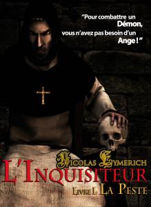 Nicolas Eymerich - L'Inquisiteur – Livre I - La Peste - jaquette