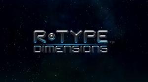 R-Type Dimensions - logo