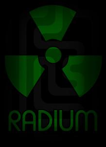 Radium - cover