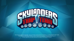 Skylanders - Trap Team - logo
