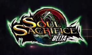 Soul Sacrifice Delta - logo
