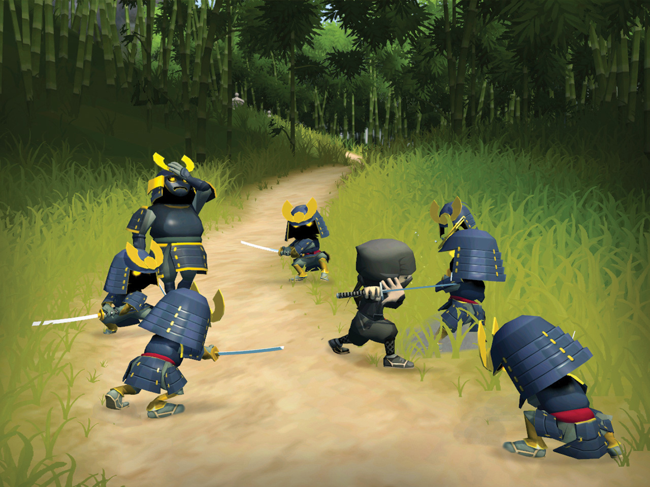 [TEST] Mini Ninjas – la version pour Mac