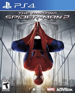 The Amazing Spider-Man 2 - cover