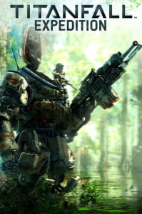 Titanfall Expedition - cover