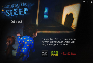 Among the Sleep - logo