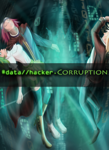 Data Hacker - Corruption - cover