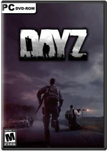 DayZ - cover