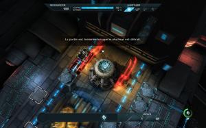 Defense Technica - réacteur