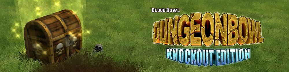 Dungeonbowl - Knockout Edition - bannière
