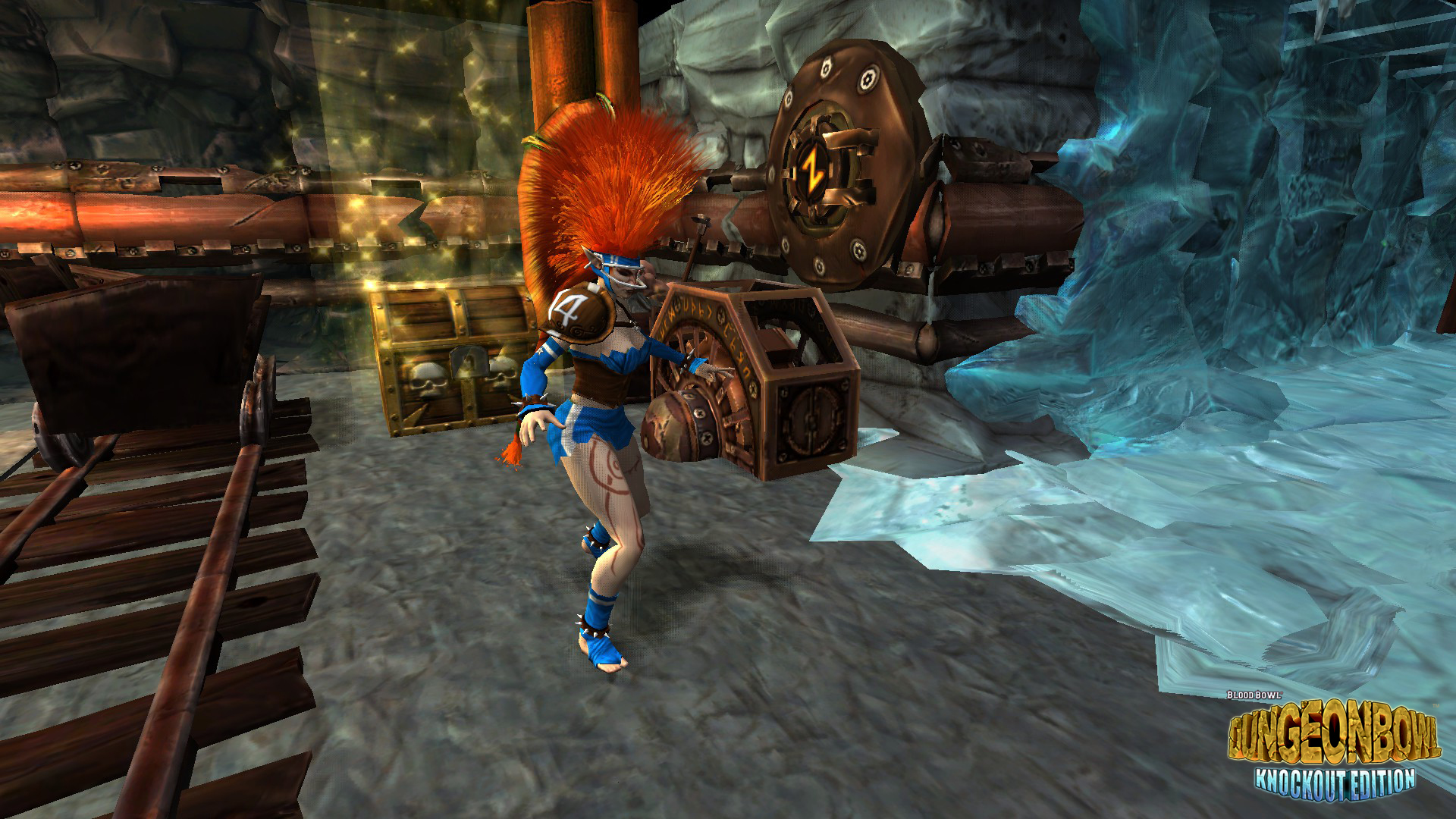 Dungeonbowl – Knockout Edition
