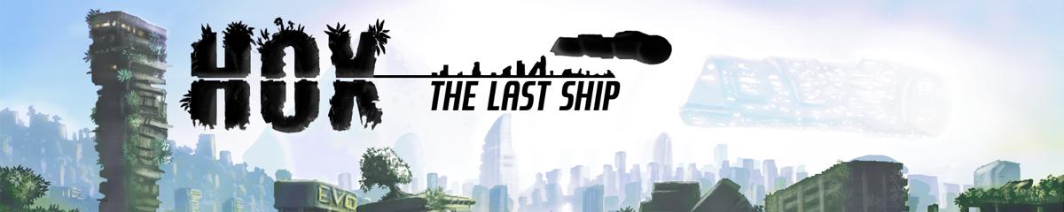 Hox the last ship - bannière