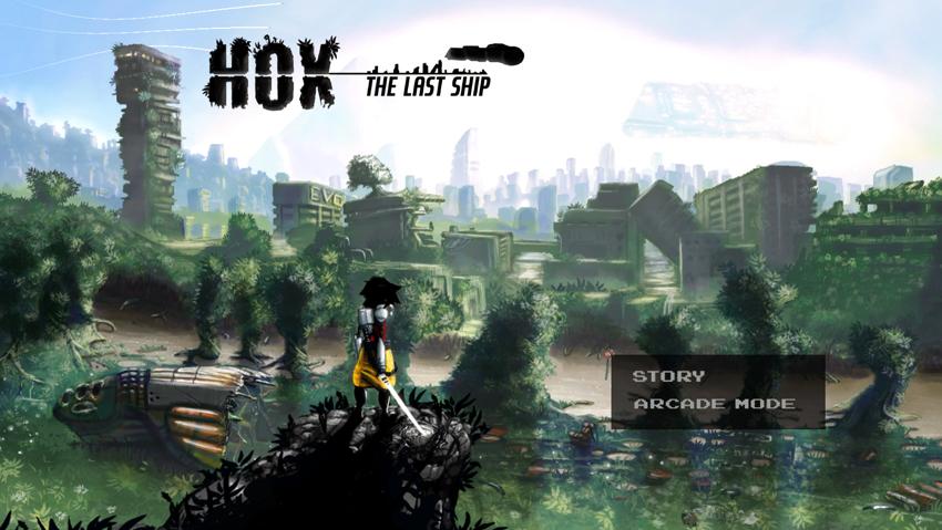 Hox the last ship