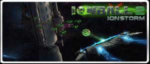 Ionball 2 - Ionstorm - logo