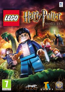 LEGO Harry Potter - Années 5 à 7 - cover