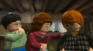 LEGO Harry Potter - Années 5 à 7 - les trois