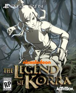 La Légende de Korra - cover 2
