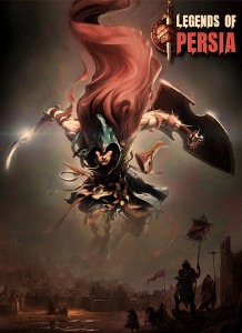 Legends of Persia - cover