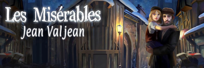 Les Misérables 2 - Jean Valjean - bannière