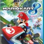 Mario Kart 8 - cover