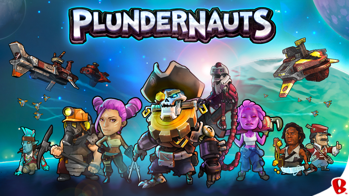 PlunderNauts