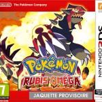 Pokémon Rubis Oméga - cover