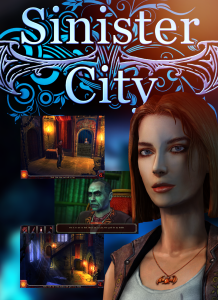 Sinister City - cover