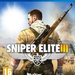 Sniper Elite III - cover