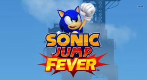 Sonic Jump Fever - logo
