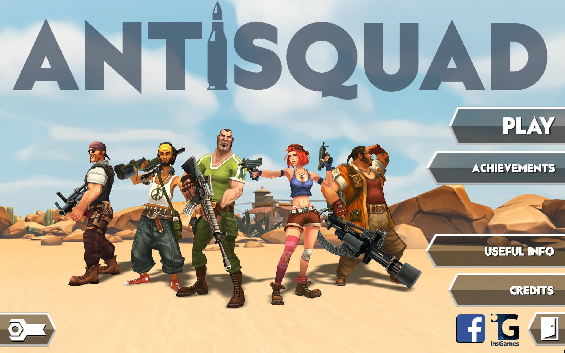 [TEST] Antisquad – la version pour Steam