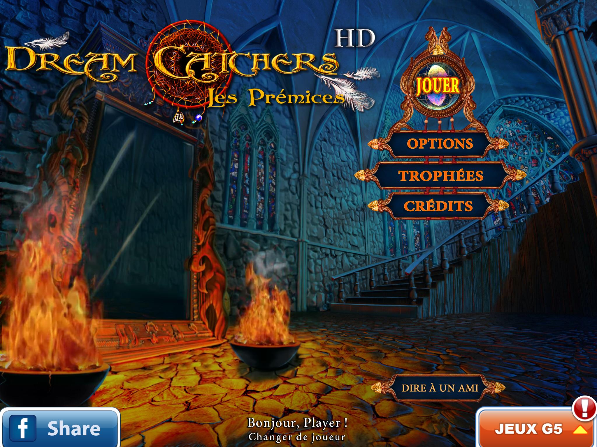[TEST] Dream Catchers : les Prémices – la version pour iPad