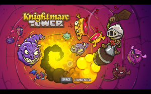 [TEST] Knightmare Tower - la version pour Steam
