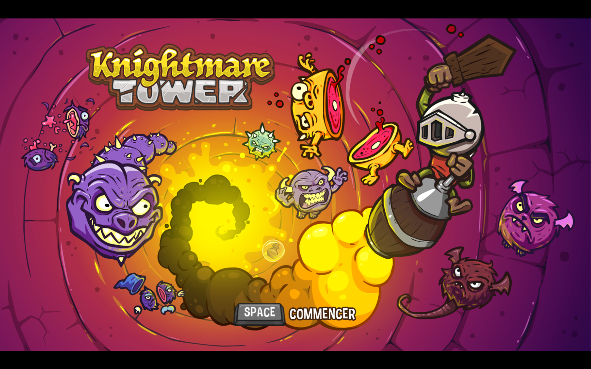[TEST] Knightmare Tower – la version pour Steam